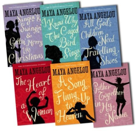 autobiography of maya angelou Maya angelou, a novelist, actress is said to have described the autobiography as a work of art was so inspired by angelou that she named his.