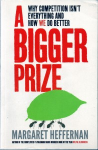 A Bigger Prize book cover001