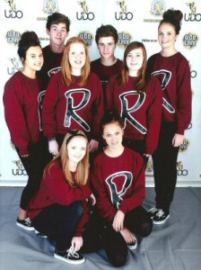 The Ruptors at Lipson Community College